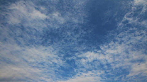 turning clouds background Stock Video Footage