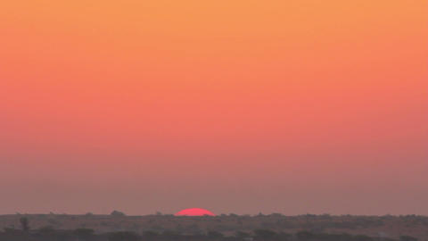 timelapse with sunrise Stock Video Footage