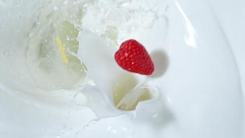 Milk shake ビデオ