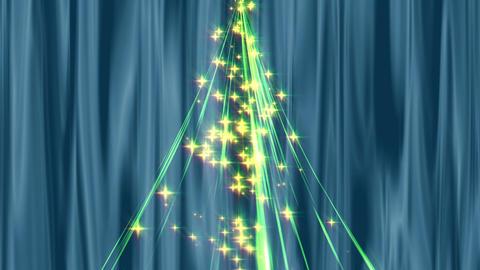 Christmas tree CG Stock Video Footage