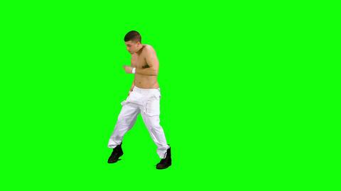 Dancer Stock Video Footage