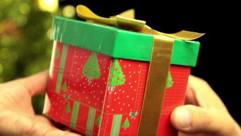 Christmas Sale Stock Video Footage