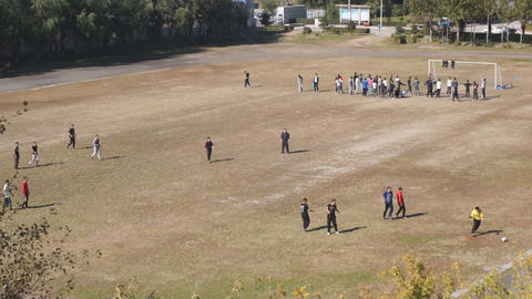 Heihexueyuan Stadium 05 Footage