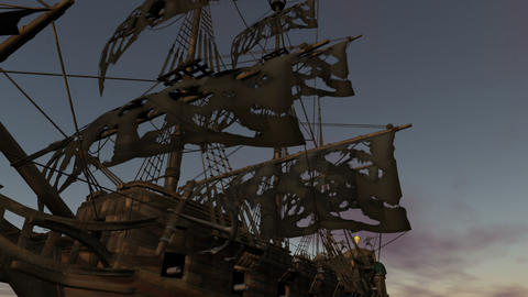 帆船 Stock Video Footage