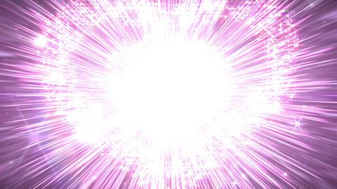 Space flash Heart Single c 3b HD Stock Video Footage