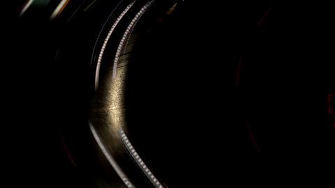Night City Traffic 11 Stock Video Footage