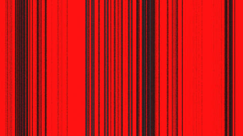 Vertical Black Lines on Red Stock Video Footage
