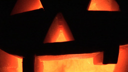 Jack O'Lantern Stock Video Footage