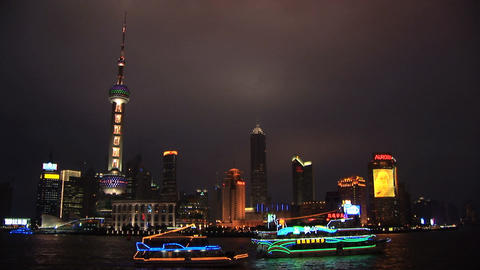Shanghai, Pudong Stock Video Footage