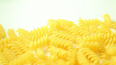 Macaroni background Stock Video Footage