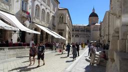 Dubrovnik 4 Stock Video Footage