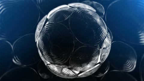 Abstract Glass Background V2 Animation