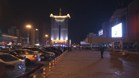 Harbin 18 Railway station square Footage