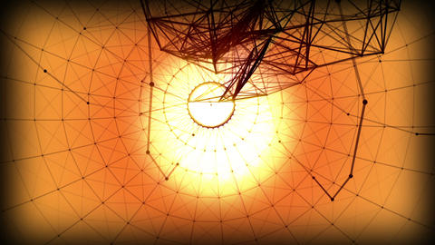 shapes in the sun 04 Stock Video Footage