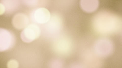 grained yellow pink pastel shades circles loopable Stock Video Footage