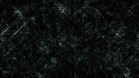 flickering magic dust slowly flies loopable backgr Stock Video Footage