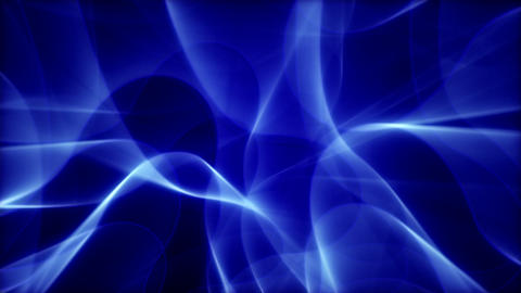 loopable curve lines blue abstract motion backgrou Animation