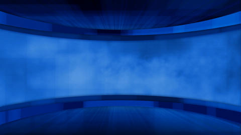 loopable blue hi-tech background Stock Video Footage
