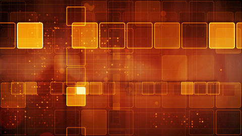 orange abstract loopable background rows of shinin Animation