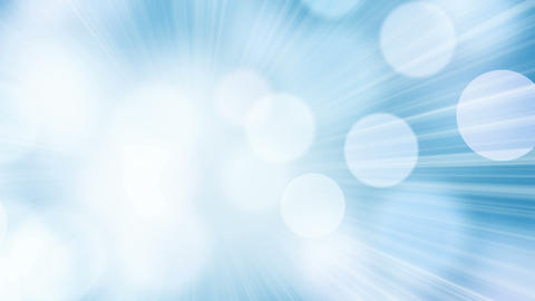 loopable abstract blue background light circles an Stock Video Footage