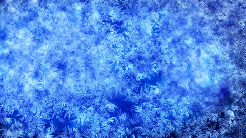 frost background with luma matte second half are l Stock Video Footage