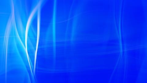 soft blue background seamless loop flowing lines Stock Video Footage