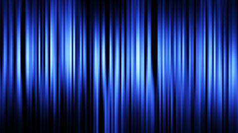blue stripes loop background Stock Video Footage