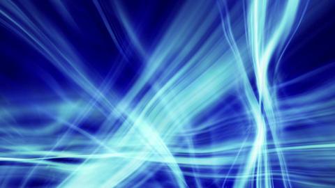 blue lighting animation loop Stock Video Footage