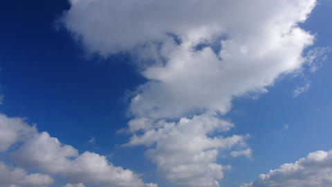 Cloud A11A HD Stock Video Footage