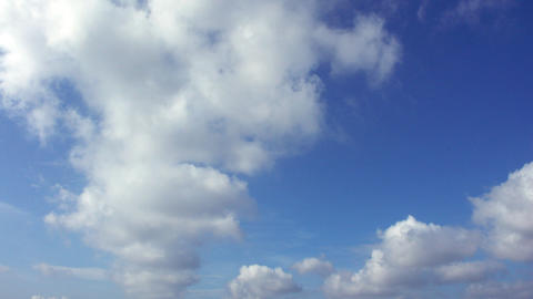 Cloud A12A HD Stock Video Footage