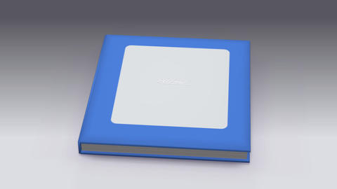 Photo Album Book 2 A ad HD Animation