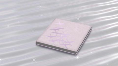 Photo Album Book A ad HD Animation