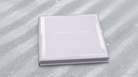 Photo Album Book A bb HD Stock Video Footage