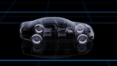 Car Den Ac HD Stock Video Footage