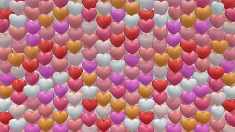 heart pan Laa HD Stock Video Footage