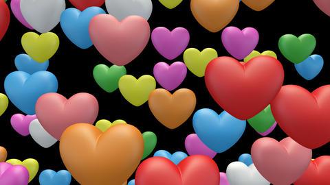 heart pan RaSa Stock Video Footage
