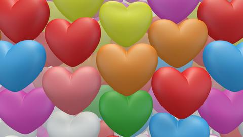 heart pan Ua Stock Video Footage