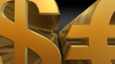 Money Symbol Fb Stock Video Footage