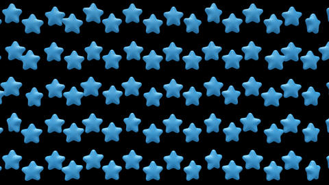 star pan WLb HD Stock Video Footage