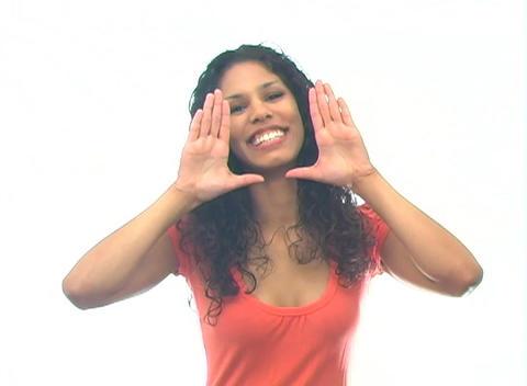 Beautiful Latina-4e Footage