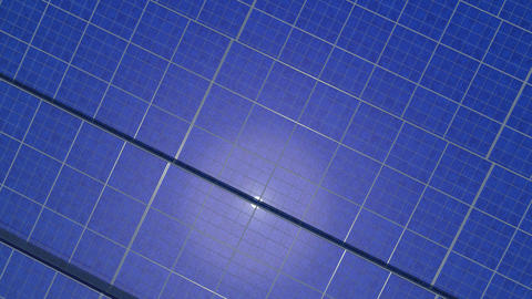 Solar panel Hff HD CG動画