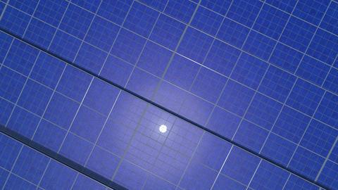 Solar panel Hff HD Stock Video Footage