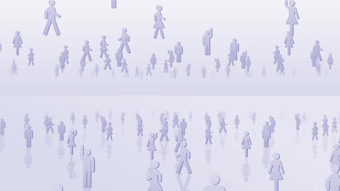 Silhouette People S C2 Ma HD Animation
