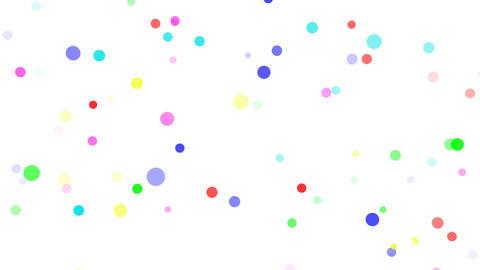 Dot Pattern HF2D cir1 Sc Stock Video Footage