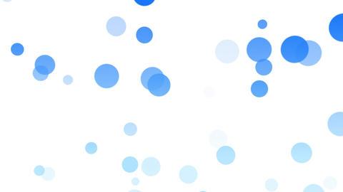 Dot Pattern HF2D cir2 L Stock Video Footage