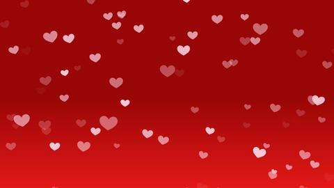 Heart Pattern HF2D hrt1 S HD Stock Video Footage