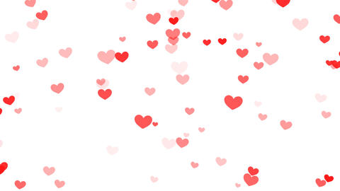 Heart Pattern HF2D hrt2 S HD Animation