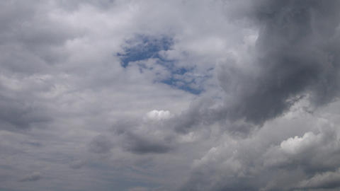 Timelapse clouds 09 Stock Video Footage