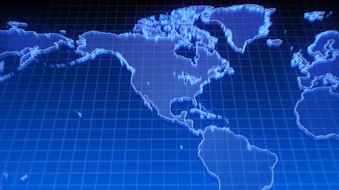 MapS W3 2bD HD Stock Video Footage