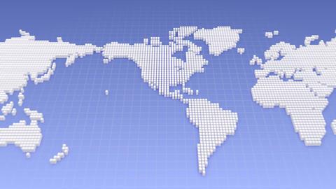 Map BlockGI W5S1 B HD Animation